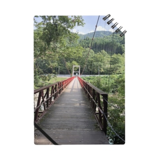 吊り橋ノート Notes