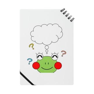 かえるさんママのショッピング(お絵描きバージョン) Notes