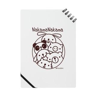 仲間ナカマ Notes