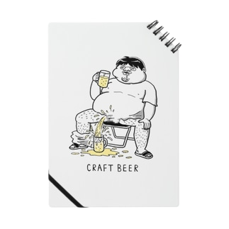 ハンドメイドのクラフトビール Notes