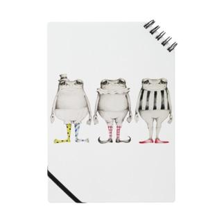 frog MIKAERU Notes