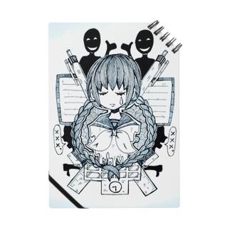 学校キライ少女 Notes