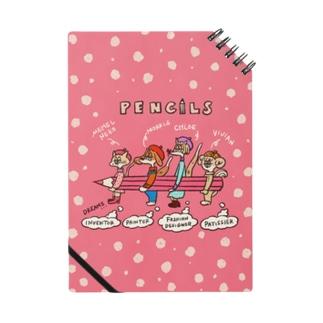PENCILS✏️ Notebook