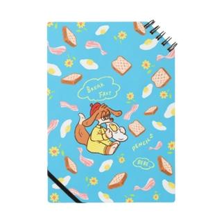Breakfast 🍳🥓🥪 Notebook