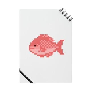 ドット絵のタイ Notes