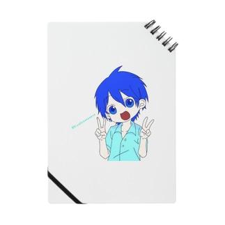 青カビゲームちゃんねるグッズ Notes