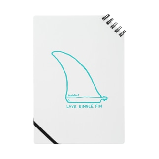 Love Single Fin Notes