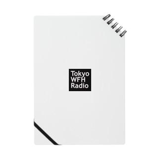 Tokyo WFH Radio goods Notes