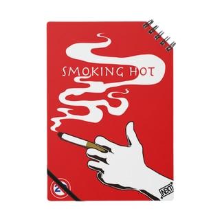 SMOKING HOT. Notes