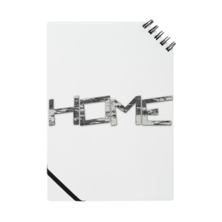 HOME公式グッズ Notes