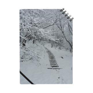 冬山の散歩 Notes