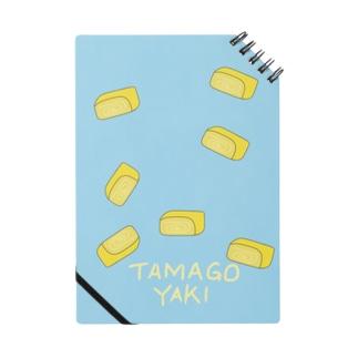 卵焼きは増えた Notebook