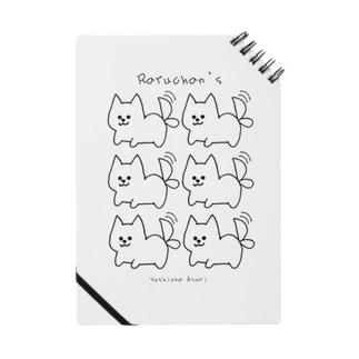 ラルちゃんノート Notes