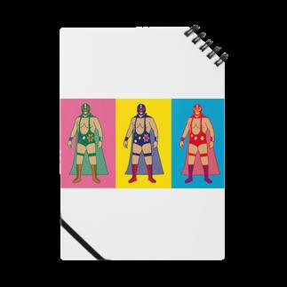 3pondSの3Ruchas Notes