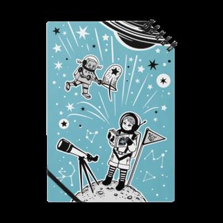 金星灯百貨店の少年の夢・ロボの夢 ノート