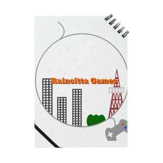Raincitta Games デザイン Notes