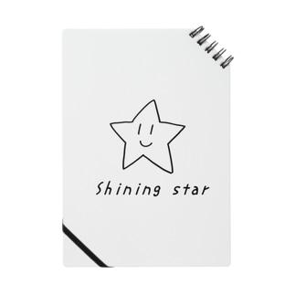 輝く星 Notes