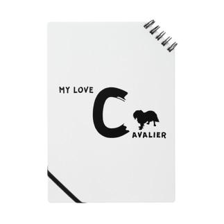 MY LOVE CAVALIER(キャバリア) Notes