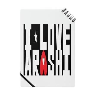 I Love Arashi. Notes