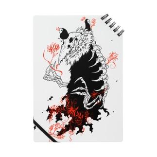 大トリ小トリ(薄い色背景用) Notes