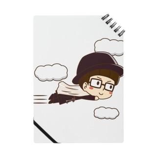 カーテンマンJr.(ピューン)のノート Notes