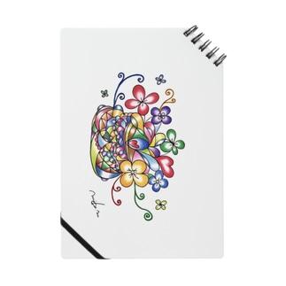 才能の花 「0」 拡大と循環 Notes