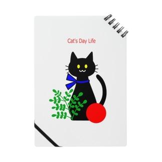 猫の日暮らしのラッキーくん Notes