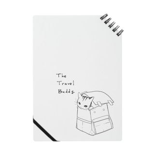 The Travel Buddy No.1 ネコ Notes