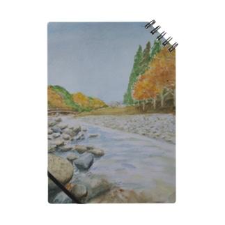 秋の長良川 Notes