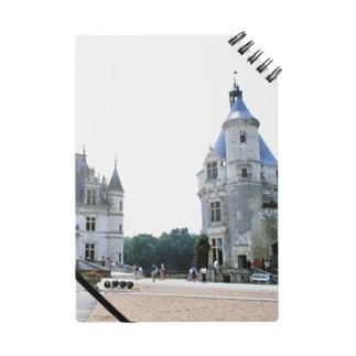 FUCHSGOLDのフランス:シュノンソー城 France: Château de Chenonceau Notes