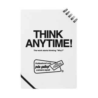THINK ANY TIME! GOODS Notes
