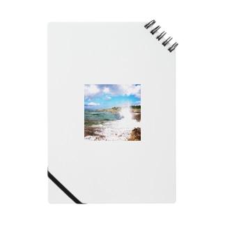 宮古島の海ノート Notes