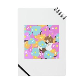 花と少女 Notes