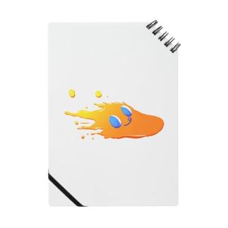 スプラッシュでんどろ Notebook