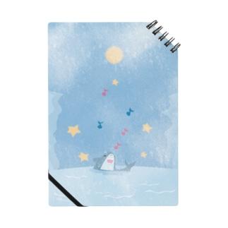夜空に向かって唄うサメ Notes