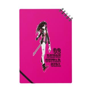 Demon Guitar Girl ノート