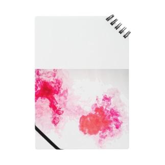 赤が混ざる Notes