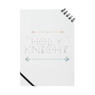 Holy Knight Notes