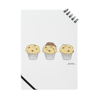 チョコチップマフィン Notes