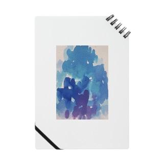 青い絵の具 Notes