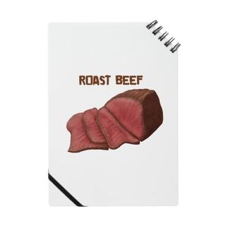 ローストビーフ Notes