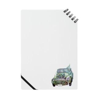 廃車 Notes