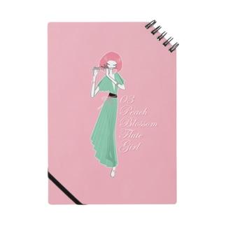 Peach blossom Flute Girl Notes