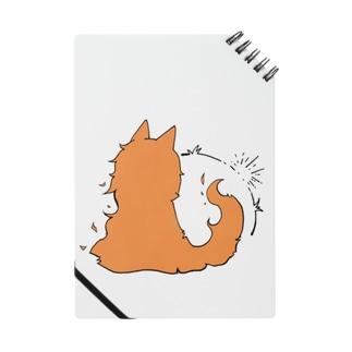 冒涜的な猫グア(背中色付き) Notes