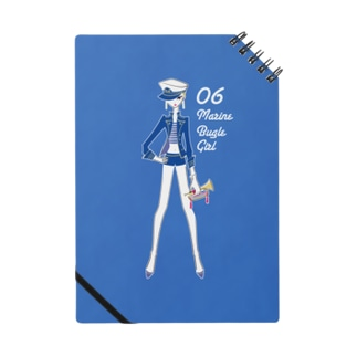 Marine Bugle Girl Notes