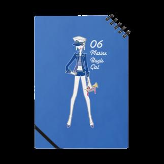 tomokomiyagamiのMarine Bugle Girlノート