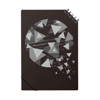 Planetarhythm notebook Notes