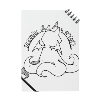 冒涜的な猫ルフ(背中色なし) Notes