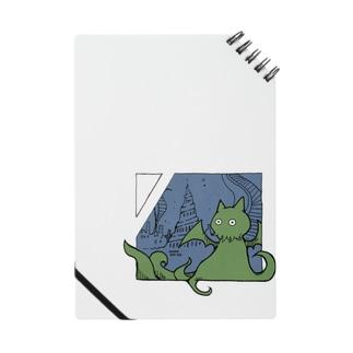 冒涜的な猫ルフ(色付き) Notes