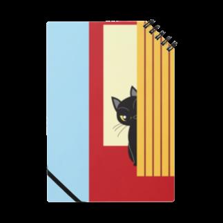 Tar-zansuのチラッと黒猫 ノート